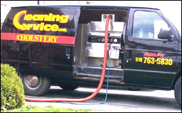 Carpet and upholstery cleaning in Guelph