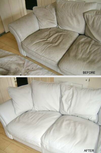 Carpet Cleaning Services Guelph Flood Water Removal - Sofa upholstery cleaning